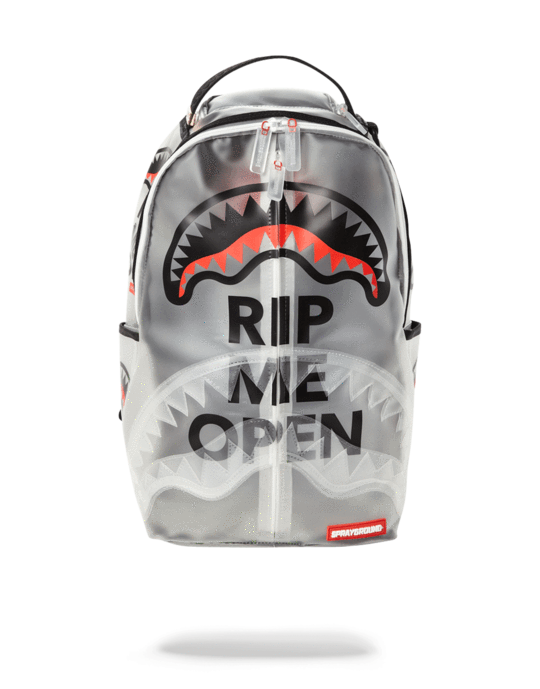 Sprayground Zaino Rip Me Open Backpack