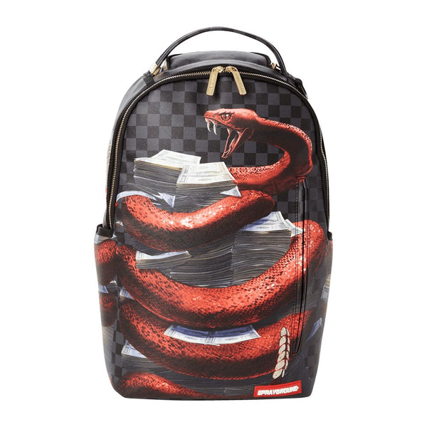Sprayground Zaino Rattle Stacks Backpack