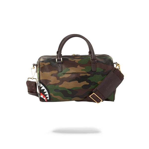 Sprayground Borsone Hand Bag Check Split Mini Duffle