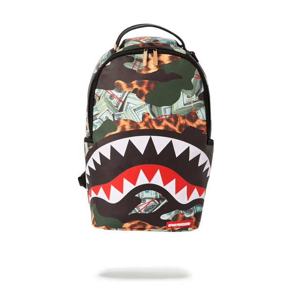 Sprayground Zaino Hero Shark Backpack