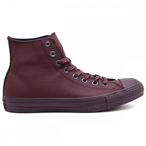 Converse Uomo Scarpe Sneakers Vintage Eco Leather All Star Bordeaux