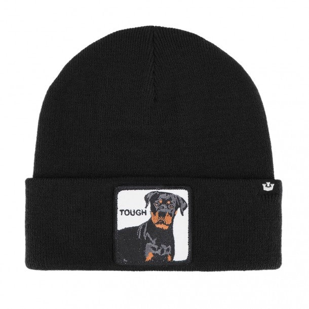 Goorin Bros Cappello Lana Beanie Tough Dog Black