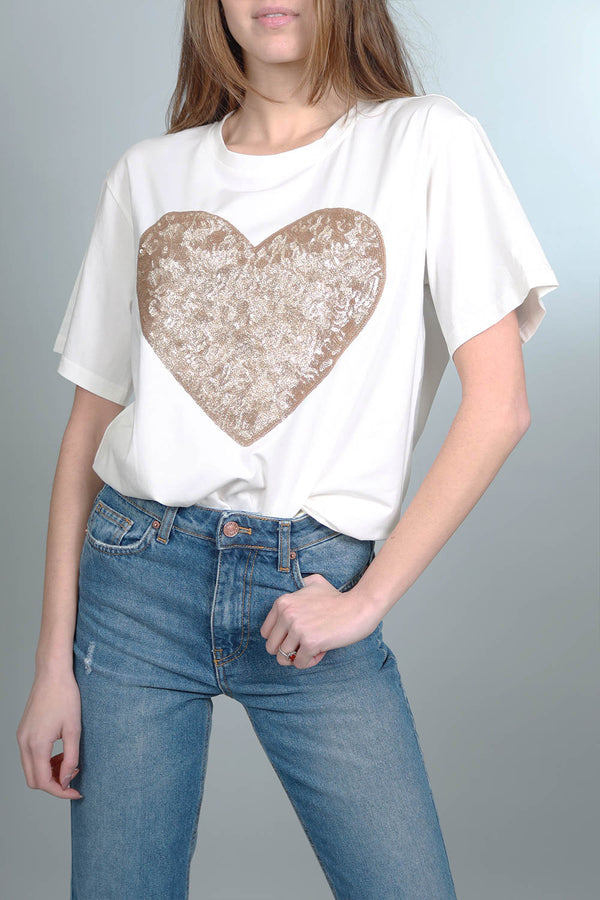 MOLLY BRACKEN t-shirt donna