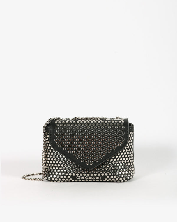Gio Cellini Mini Bag All Studs Flat