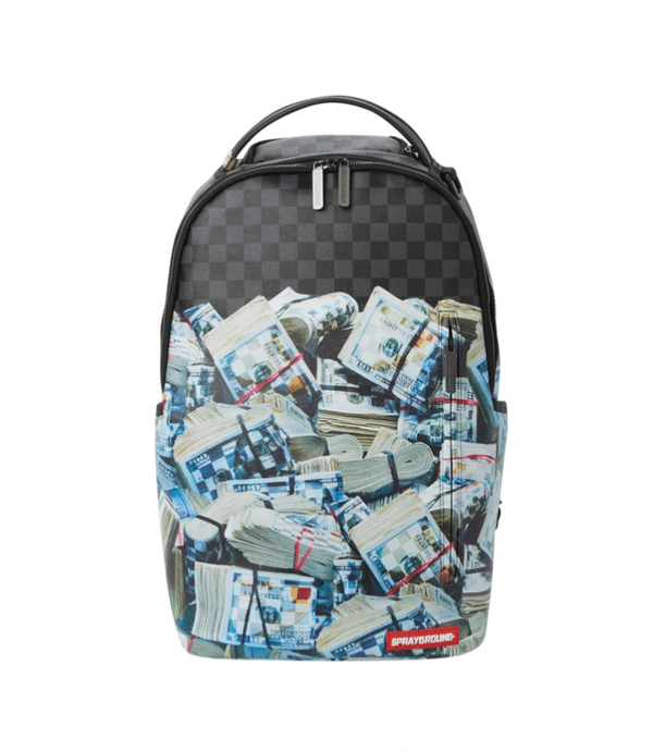 Sprayground Zaino Bucks Money Backpack