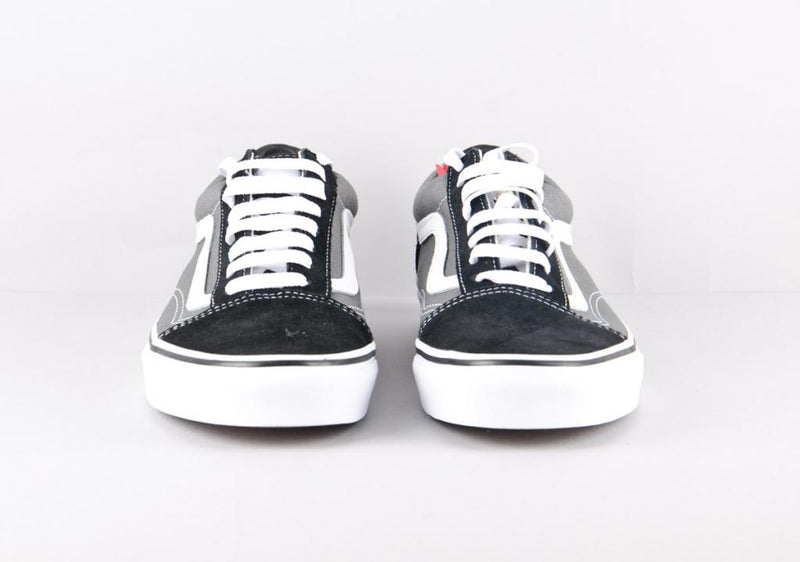 Vans Scarpe Sneakers Vintage Comfycush Old Skool Pewter Grey