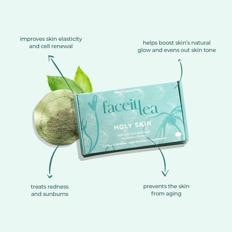 All In One Cleansing Kit - Faceittea (5240270946462)