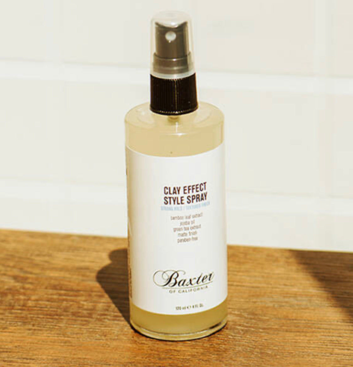 Baxter of California - Clay Effect Style Spray