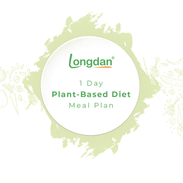 Plant-based Meal Plan For Beginners