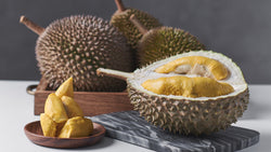 Durian - The world's Smelliest Fruit