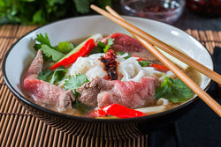 "All About The Vietnamese Beef Noodle Soup – ""Pho Bo"""