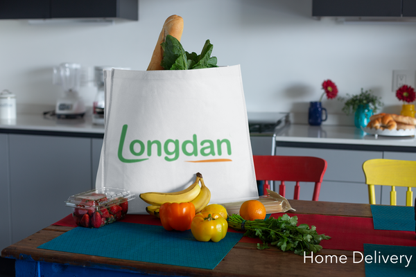 Longdan Grocery Shopping - Oriental Home Delivery