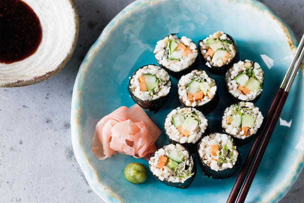 The Easiest Way To Make Sushi For Beginners