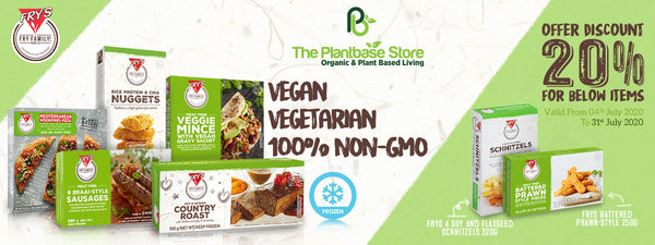 Fry's-vegan-products