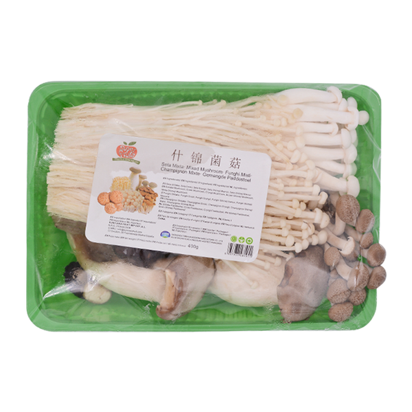 Mixed Mushroom 400g - Longdan Offical Online Store - UK Cash & Carry