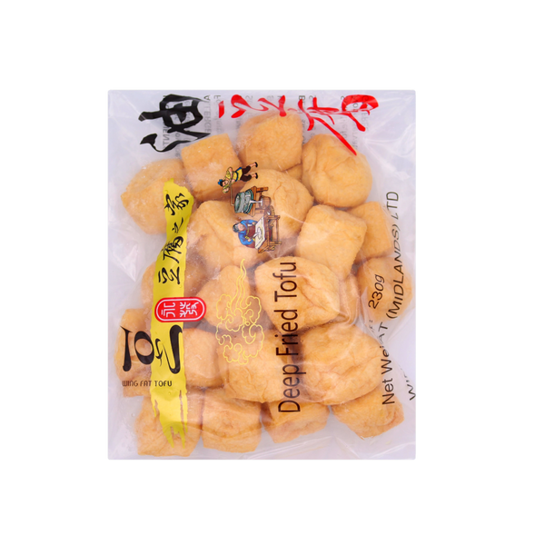 Wing Fat Fried Tofu 230g - Longdan Online Supermarket