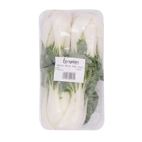 O White Pak Choi 300g - Longdan Offical Online Store - UK Cash & Carry