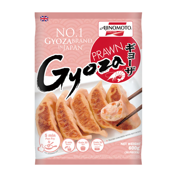 AJINOMOTO Prawn Dumpling Gyoza 600g - Longdan Offical Online Store - UK Cash & Carry