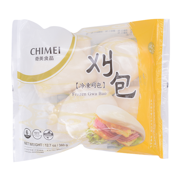 CHI MEI Burger Bun / Gua Bao ( Hirata ) 360g - Longdan Offical Online Store - UK Cash & Carry