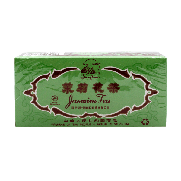 Sunflower Jasmine Tea 113G - Longdan Offical Online Store - UK Cash & Carry