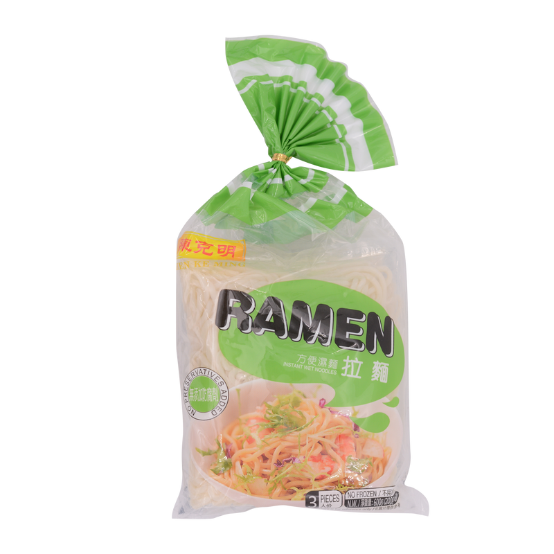 Chen Keming Ramen 3 Packs 200gx3 - Longdan Offical Online Store - UK Cash & Carry