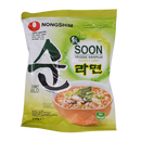 Nongshim Soon Veggie Noodle 112g - Longdan Offical Online Store - UK Cash & Carry