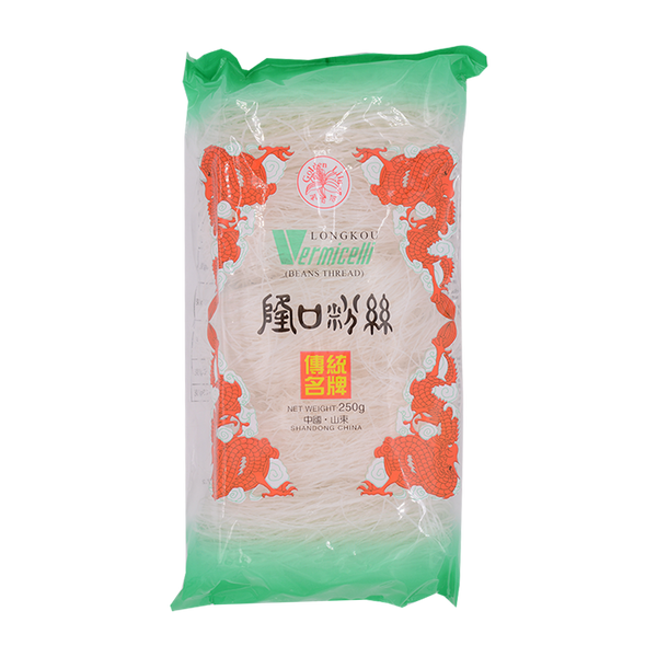 Golden Lily Premium Longkou Vermicelli 250g - Longdan Offical Online Store - UK Cash & Carry