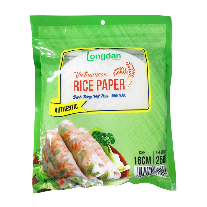 Longdan Rice Paper (Authentic) 16cm 250g - Longdan Online Supermarket