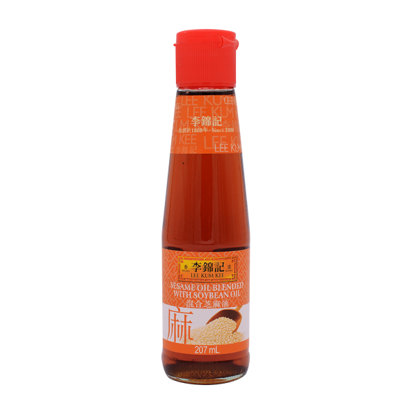 Lee Kum Kees Sesame Soybean Oil Blend 207ml - Longdan Online Supermarket
