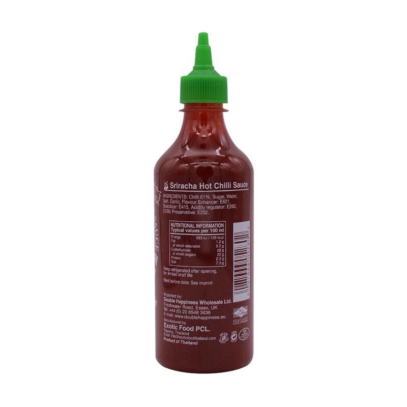 Flying Goose Sriracha Hot Chilli Sauce 455ml - Longdan Offical Online Store - UK Cash & Carry