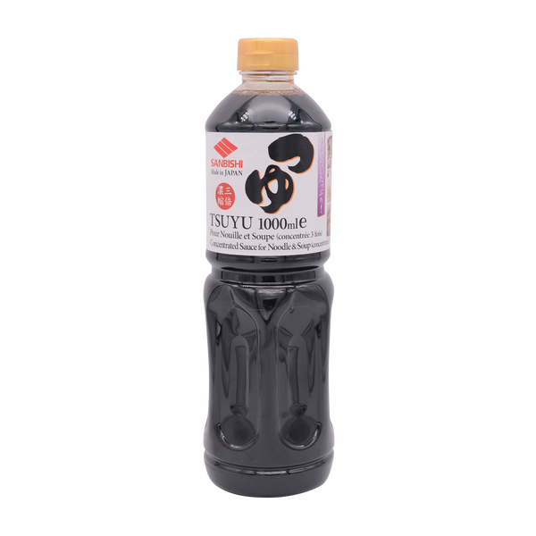 Sanbishi Concentrated Sauce for Noodles 1000ml - Longdan Online Supermarket