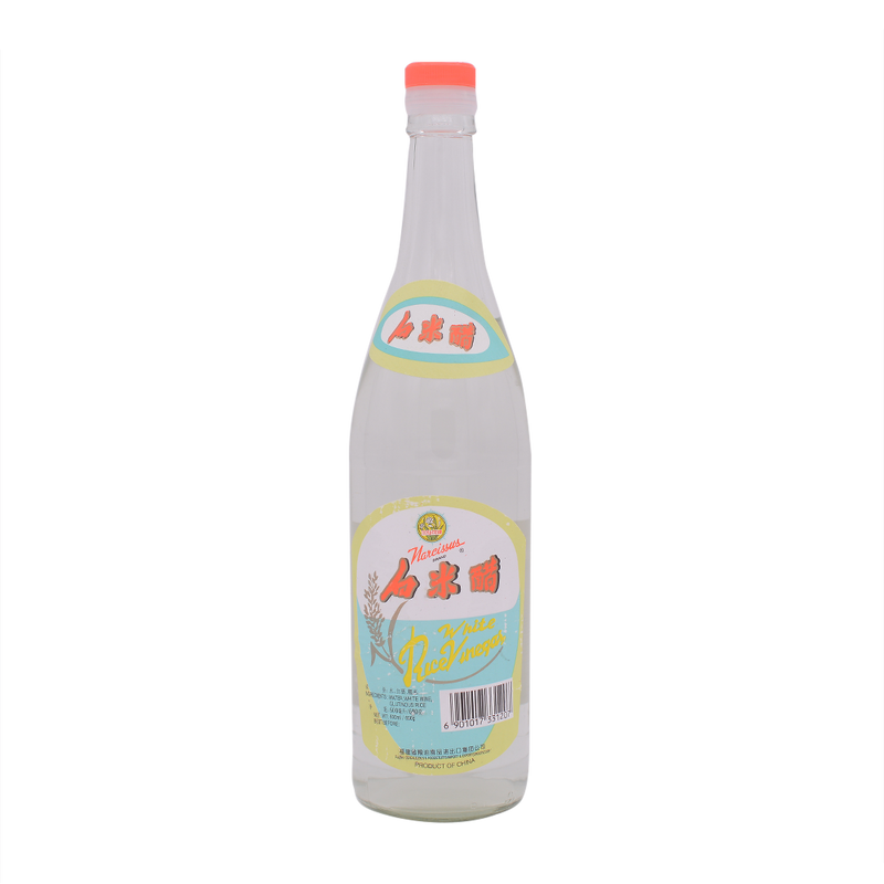Narcissus Rice Vinegar 600ml Bott - Longdan Online Supermarket