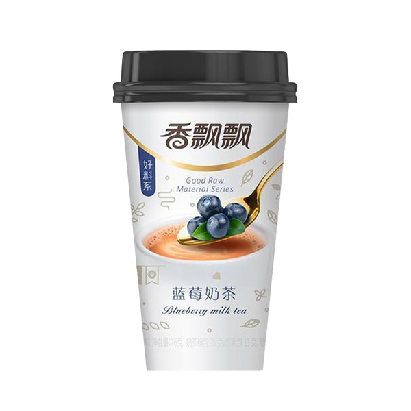 XIANG PIAO PIAO Blueberry Milk Tea 76g - Longdan Official Online Store
