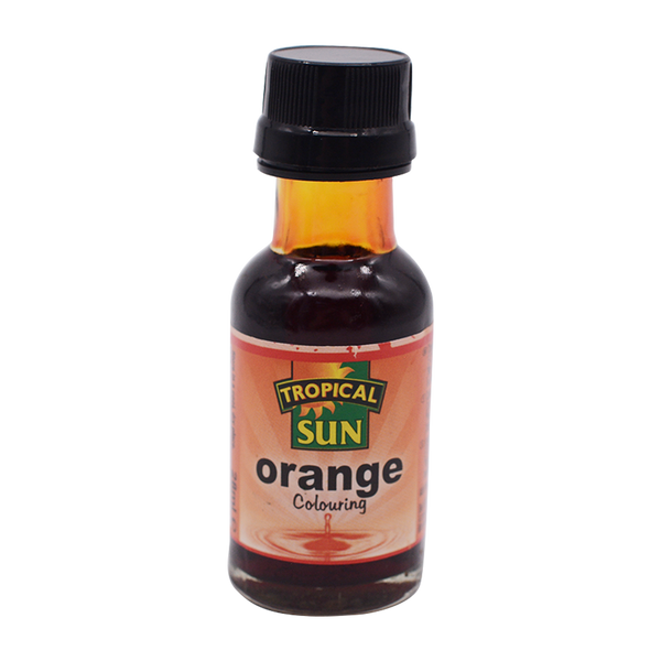 Tropical Sun Orange Colouring 28ml - Longdan Online Supermarket