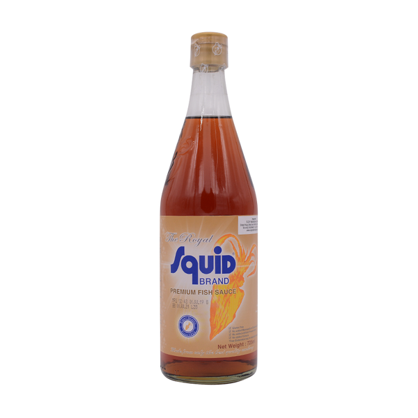 Royal Squid Fish Sauce 725ml - Longdan Online Supermarket