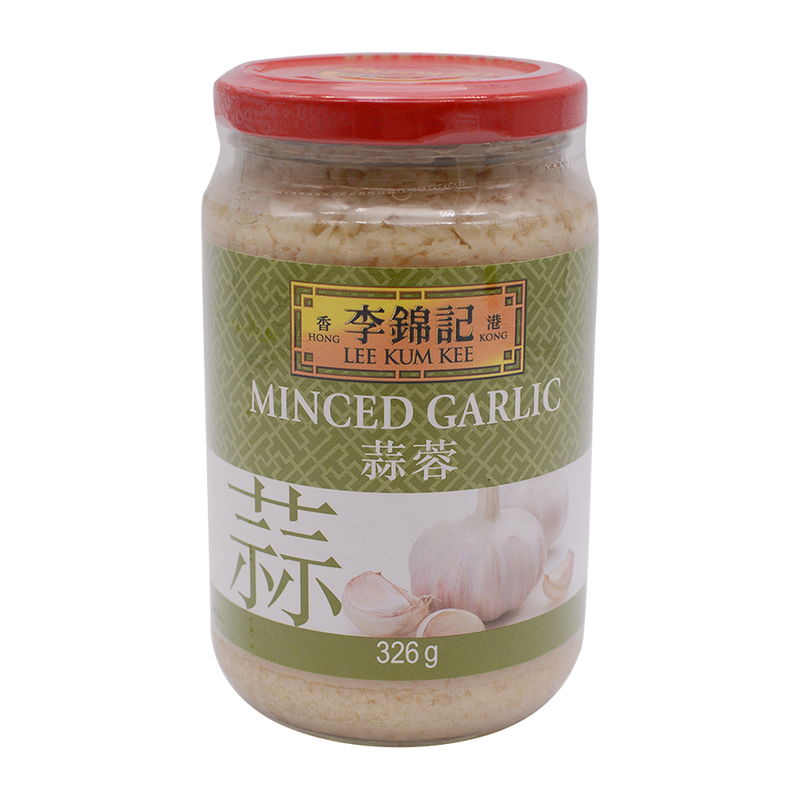 Lee Kum Kees Minced Garlic 326g - Longdan Offical Online Store - UK Cash & Carry