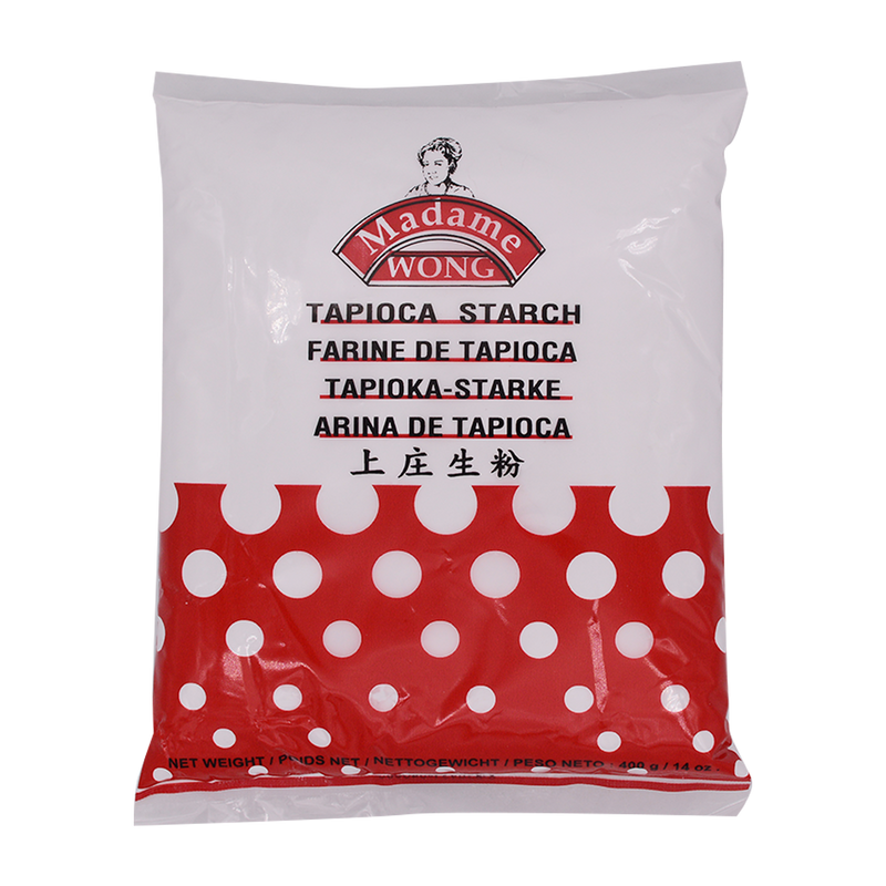 Madame Wong Tapioca Starch 400g - Longdan Offical Online Store - UK Cash & Carry