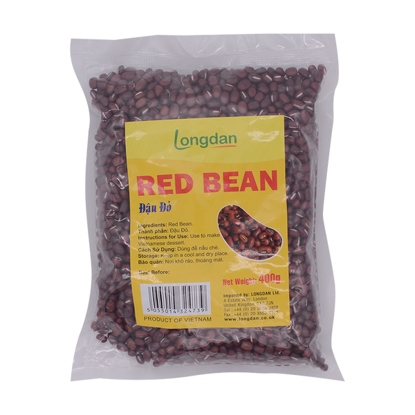 Longdan Red Bean 400g - Longdan Offical Online Store - UK Cash & Carry