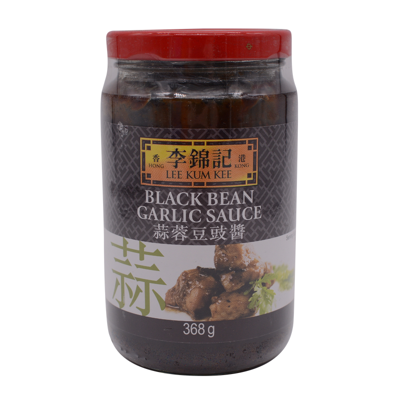 Lee Kum Kees Black Bean Garlic Sauce 368g - Longdan Online Supermarket