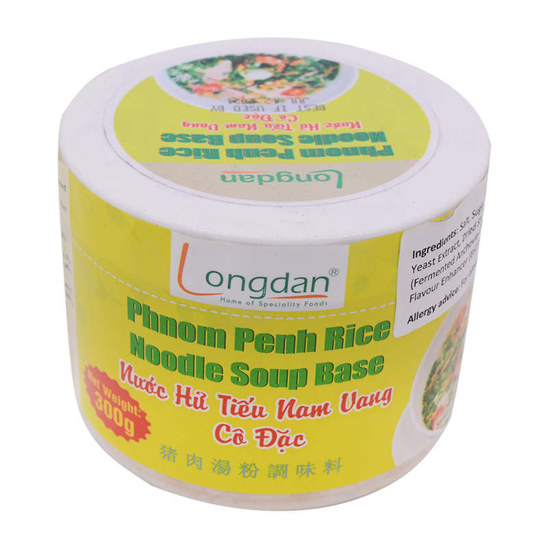 Longdan Phnom Penh Soup Base 300g - Longdan Offical Online Store - UK Cash & Carry