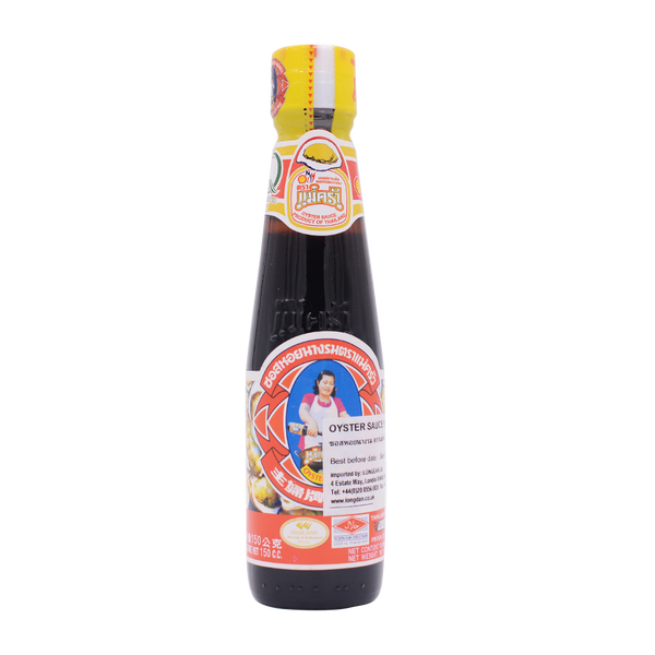 Maekrua Oyster Sauce 150Ml - Longdan Offical Online Store - UK Cash & Carry
