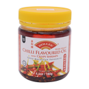 Dollee Chilli Flavour Oil with Crispy Shrimp 180g - Longdan Online Supermarket