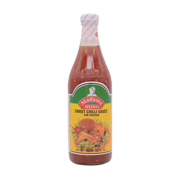 Madame Wong Sweet Chilli Sauce For Chicken 700ml - Longdan Online Supermarket