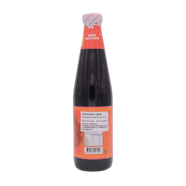 Madame Wong Oyster Flavor Sauce 500ml - Longdan Offical Online Store - UK Cash & Carry