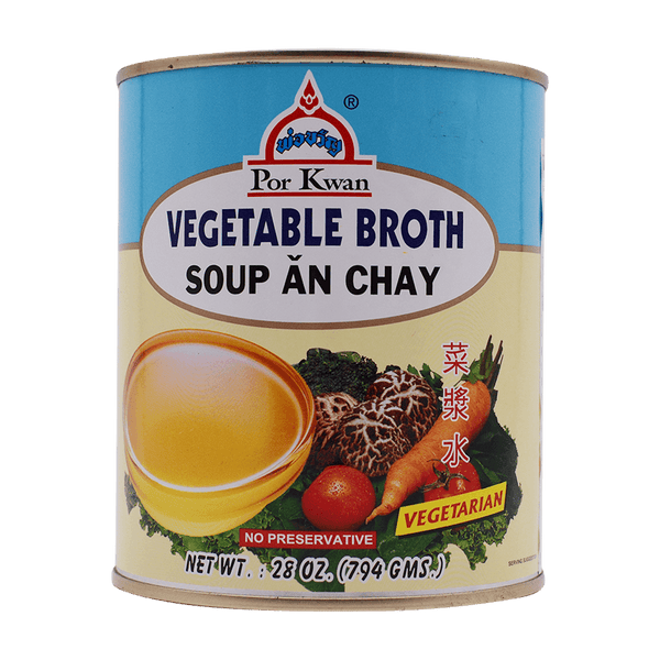 Por Kwan Vegetable Broth Large 794g - Longdan Online Supermarket