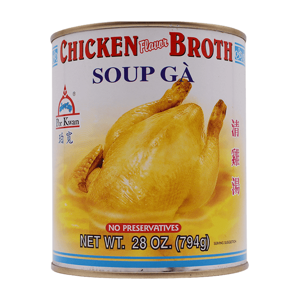 Por Kwan Chicken Broth 794g - Longdan Online Supermarket