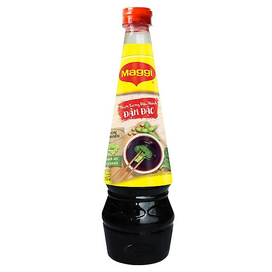 Maggi Premium Thick Soy Sauce 700ml - Longdan Official Online Store