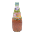 V-Fresh Green Tea With Basil Seed (Bottle) 290ml - Longdan Offical Online Store - UK Cash & Carry