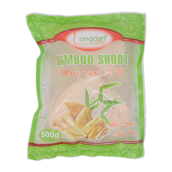 Longdan Bamboo Shoot Halve 500g - Longdan Offical Online Store - UK Cash & Carry