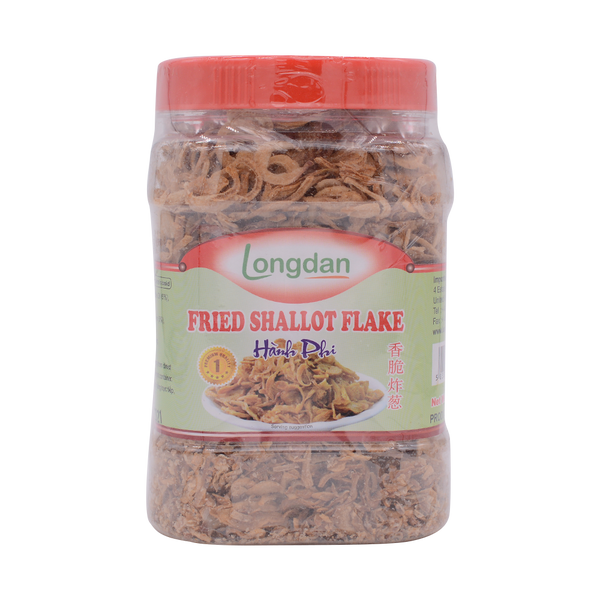 Longdan Fried Shallot Flake 200g - Longdan Offical Online Store - UK Cash & Carry